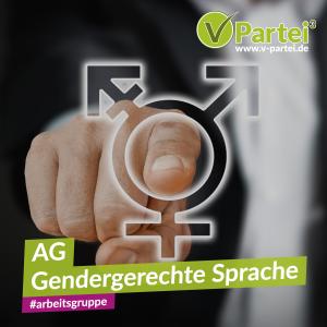 AG gendergerechte Sprache