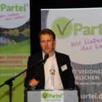 Stellv. Bundesvorsitzender und NRW-Spitzenkandidat Michael Kneifel