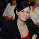 Bundespressesprecherin Saskia Wille
