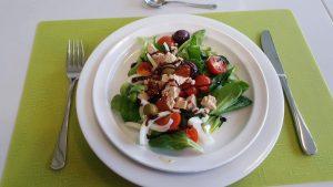 vegane Vorspeise Veta-Salat