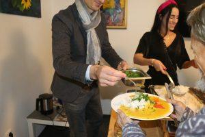 Essen Spende Obdachlosen
