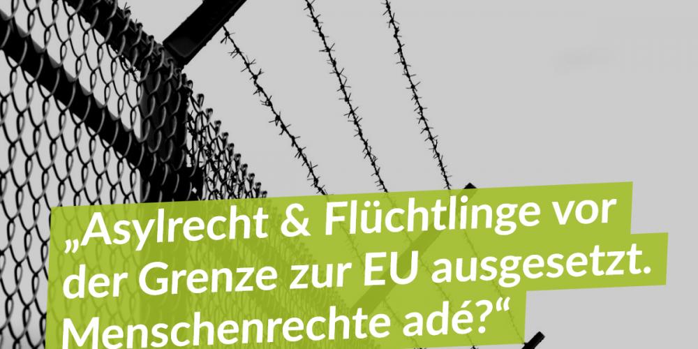 """Die """"Europäische Union"""" tritt Menschenrechte mit Füßen"""
