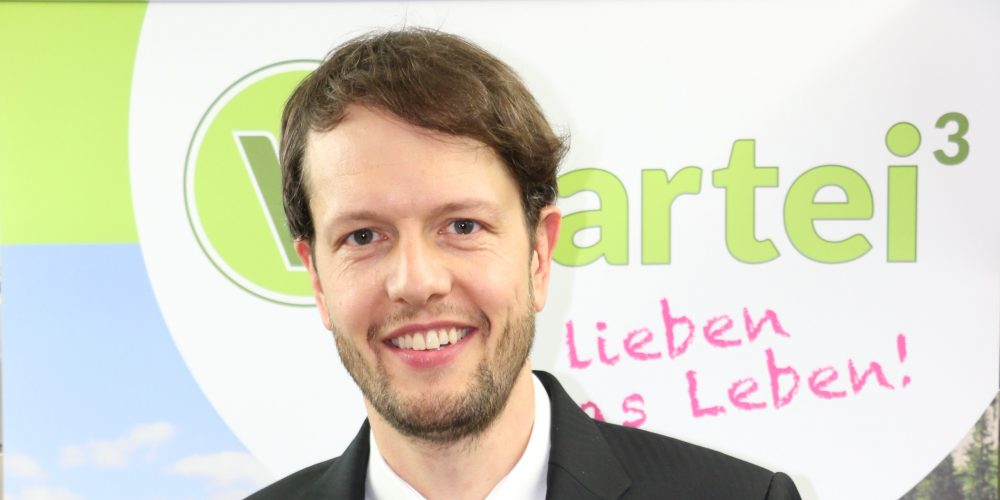 V-Partei³ gründet Landesverband Baden-Württemberg