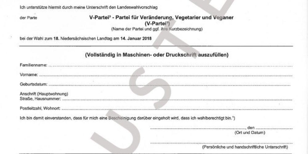 Landtagswahl in Niedersachsen vorgezogen