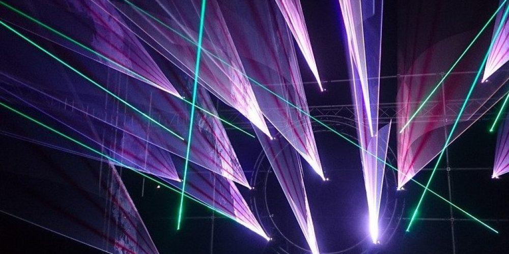 Silvester: Umweltschutz durch Laser- und Drohnenshow!