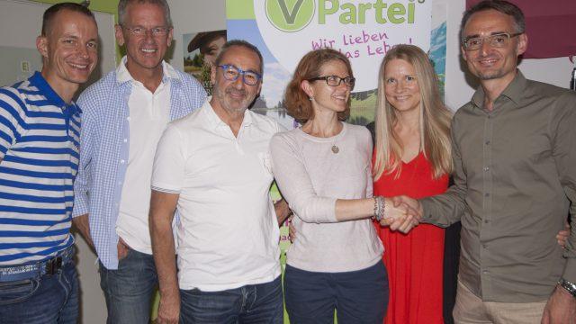 Kommunalpolitikerin Henrietta Lorko wechselt zur V-Partei³