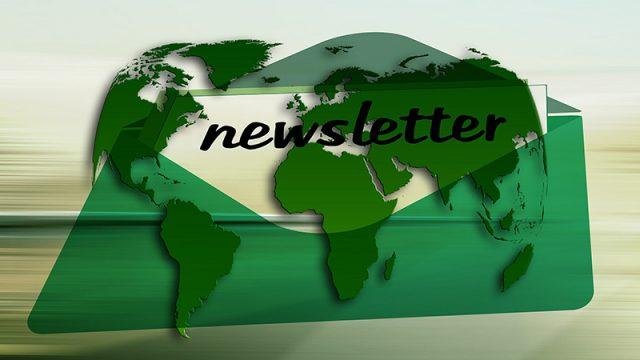 Newsletter Archiv