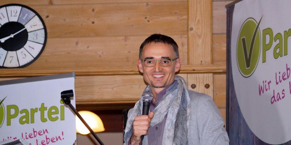 """Interview mit Roland Wegner: """"Wenn uns 50,1 Prozent wählen, gibt es sehr bald keine Schlachthäuser mehr"""""""