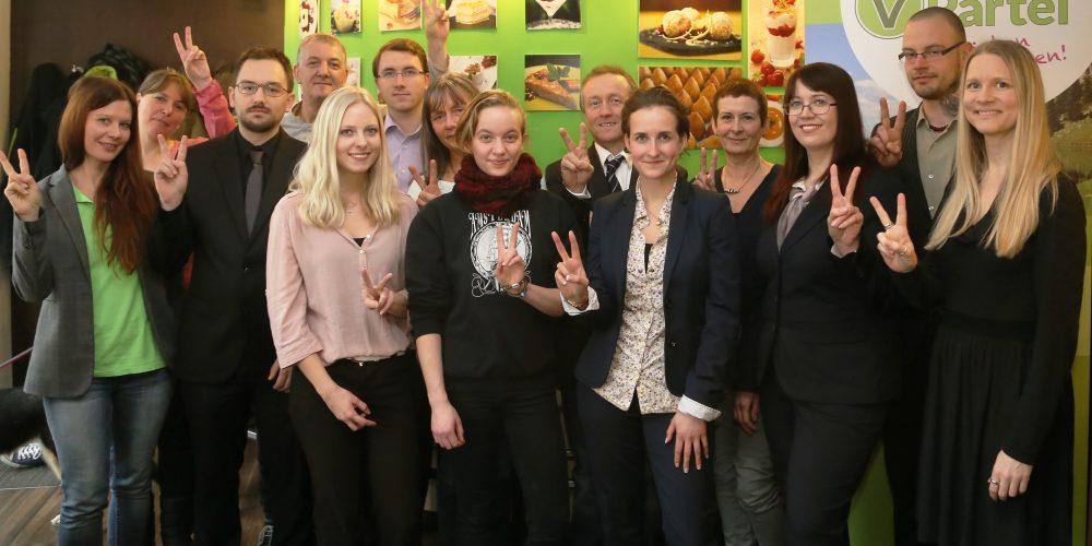 Thüringen: Landesverband Nr. 8, Tierärztin wird Vorsitzende
