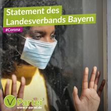 Statement des Landesverbands Bayern der V-Partei³