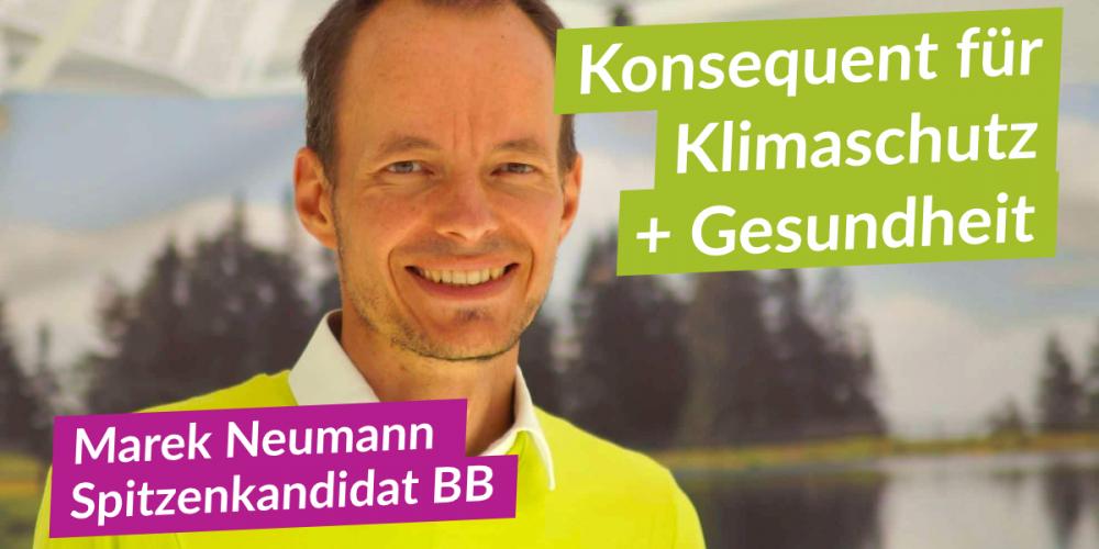 Marek Neumann widerspricht Brandenburger Bauernpräsidenten
