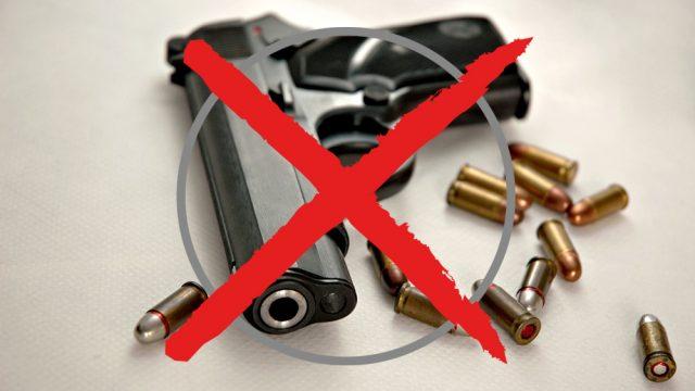 Das Waffengesetz muss auf den Prüfstand