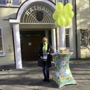 Evi-Marie Springer Stadtratswahl Höchstädt