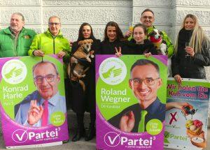 Kommunalwahl Augsburg 2020 V-Partei Stadtrat Oberbürgermeister