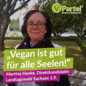 Martina Hanke Sachsen Landtagswahl