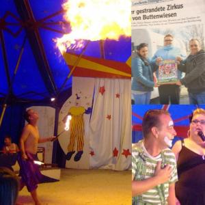 Zirkus ohne Tier Spende